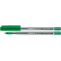 Ручка кулькова Schneider TOPS 505 М зелена