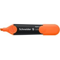 Маркер текстовиділювач SCHNEIDER JOB 1-4,5 мм, помаранчевий