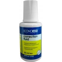Коректор-рідина Economix, хімічна основа ( E41305 )