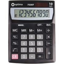 Калькулятор настільний Optima О75507