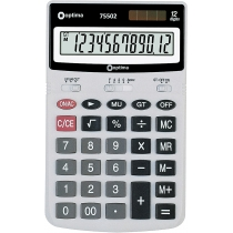 Калькулятор настільний Optima О75502