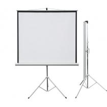 Екран проекційний PROFI, 147х147 см, на тринозі