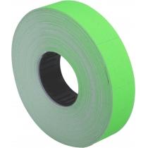 Етикетки-цінники Economix 23х16 мм зелені (700 шт. / рул.), E21302-04
