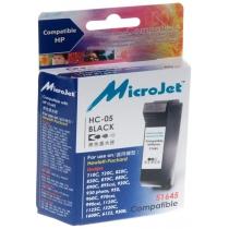 Картридж струменевий MicroJet для HP DJ 850C/1100C/1600C аналог №45 Black ( HC-05)