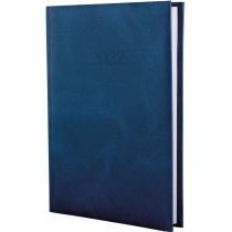 Щоденник датований, MARBLE, темно-синій, А5