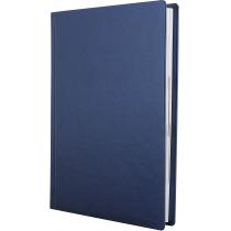 Щоденник напівдатований, NEBRASKA, синій металік, А5, без поролона