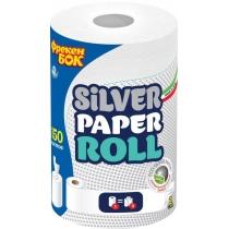 Рушники паперові 2 шари Фрекен Бок ECO Silver, універсальні з іонами срібла, 1 рулон, 150 аркушів