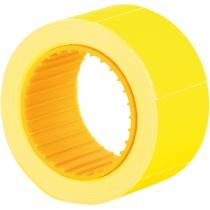 Етикетки-цінники Economix 30х40 мм жовті (150 шт. / рул.), E21309-05