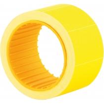 Етикетки-цінники Economix 30х20 мм жовті (200 шт. / рул.), E21308-05