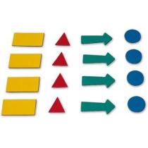Магнітні символи для планера 4 листа