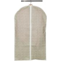 Чохол для одягу МД, бежевий, 100 х 60 см