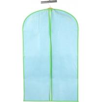 Чохол для одягу МД, блакитний, 135 х 60 см