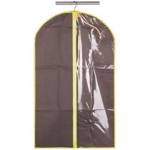 Чохол для одягу МД, коричневий, 100 х 60 см