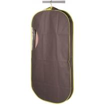 Чохол для одягу МД, коричневий, 114 х 10 х 60 см