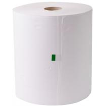 Протиральний папір 2 шари Eco Point, в рулоні 300 м, промисловий, білий