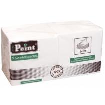 Серветки паперові  Eco Point, 2 шари, 24 х 24 см, 200 шт