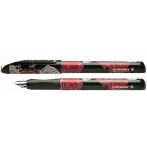 Ручка перова (без картриджа) SCHNEIDER GLAM, блакитна