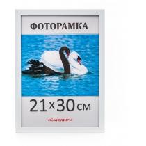 Фоторамка А4, 21*30, 1611-14, біла