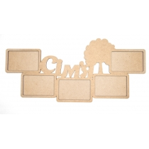 "Заготовока рамка ""Сім'я"", МДФ, 62,4х28,8х0,6 см, ROSA TALENT"