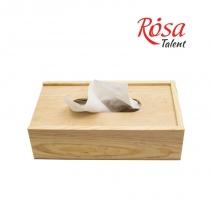 Серветниця дерев'яна, 24х14х7см, ROSA TALENT