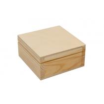 Скринька дерев'яна, 10х5х10см, ROSA TALENT
