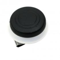 Олійниця одинарна, пластикова з кришкою (4,5х1,7см) (15003), D.K.ART & CRAFT