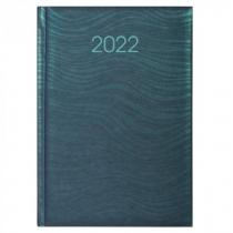 Щоденник датований 2020, SEA, зелений (смарагд), А5