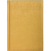 Щоденник датований 2020, GALA, золото, А5