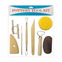 Набір,  8шт., інструменти для скульптури, (11201), D.K.ART & CRAFT