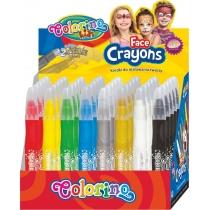 Олівець для обличчя, кольори асорті