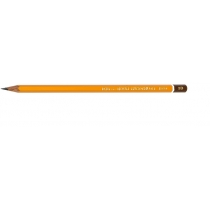 Олівець чорнографітний KOH-I-NOOR 1500 3B