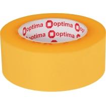 Стрічка клейка двостороння  на ПП  основі 48мм х 10м Optima