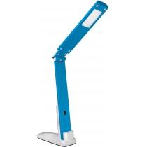 Лампа настільна світлодіодна DELUX TF-310 5 Вт LED синя