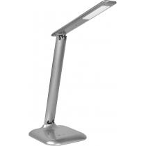 Лампа настільна світлодіодна DELUX TF-130 7 Вт LED срібло