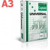Папір офісний CAPTAIN Universal А3  80 г/м2, 500 арк., клас C