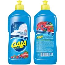 Засіб для миття посуду ягода GALA 500 мл