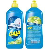 Засіб для миття посуду рідина яблуко GALA 500 мл