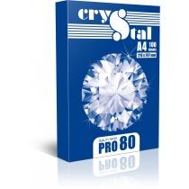 Папір Crystal Pro 80 A4 80  г/м2, 100 арк.
