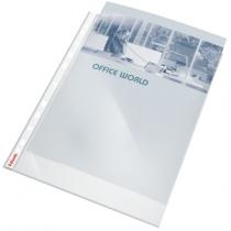 Файл Esselte Premium A4 PP 105мкм  в уп. по 10шт. прозорий