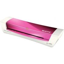 Ламінатор Leitz iLam Home Office A4 рожевий металік, 125мкн