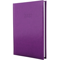 Щоденник датований 2020, FLASH, бузковий, А5