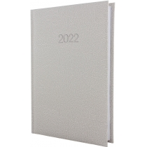 Щоденник датований 2020,  SAHARA, білий, А5