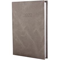 Щоденник датований 2020, MARBLE, бежевий, А5