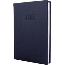 Щоденник датований, NEBRASKA , синій, А5, обкладинка без поролона