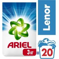 Пральний порошок ARIEL автомат Touch of Lenor Fresh 3 кг