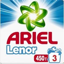 Пральний порошок ARIEL автомат Touch of Lenor Fresh 450 г