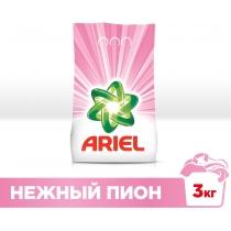 Пральний порошок ARIEL автомат Ніжний піон 3 кг