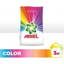 Пральний порошок ARIEL автомат Color & Style 3 кг