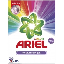 Пральний порошок ARIEL автомат Color & Style 450 г