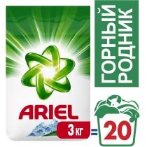 Пральний порошок ARIEL автомат Гірське джерело 3 кг